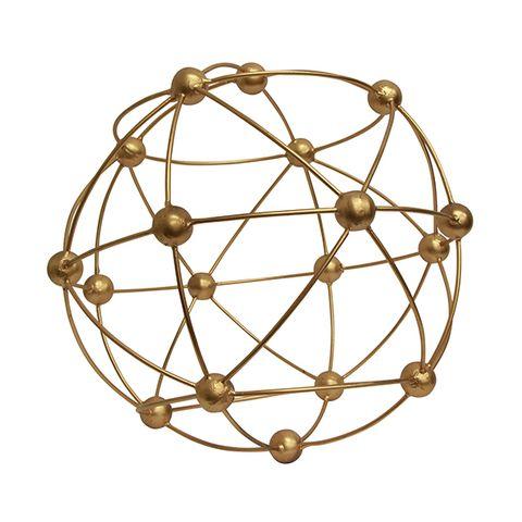 Gold Atomic Sphere
