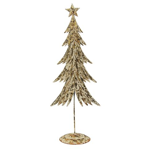 Handpainted Gold Tree Large