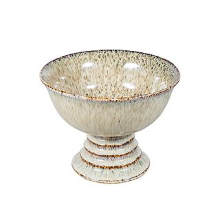 Paloma Bowl on Stand Short