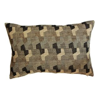 Repetition Wool Silk Cushion Cover