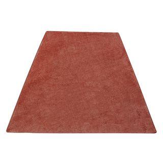 Velvet Rectangle Shade Rust