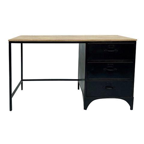 Easton Iron Desk