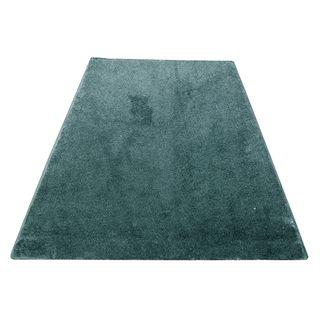 Velvet Rectangle Shade Blue