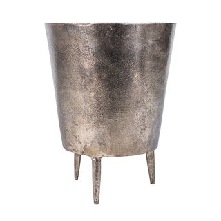 Bronze Pot with Legs Large