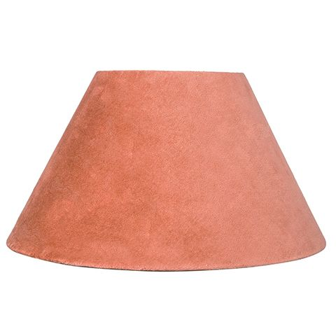 Velvet Coolie Shade Rust
