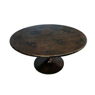 Pedestal Coffee Table Desert Copper