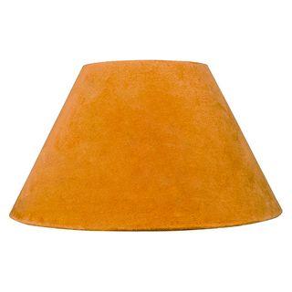 Velvet Coolie Shade Mustard