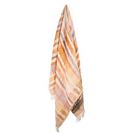 Marrakesh Wool Silk Throw