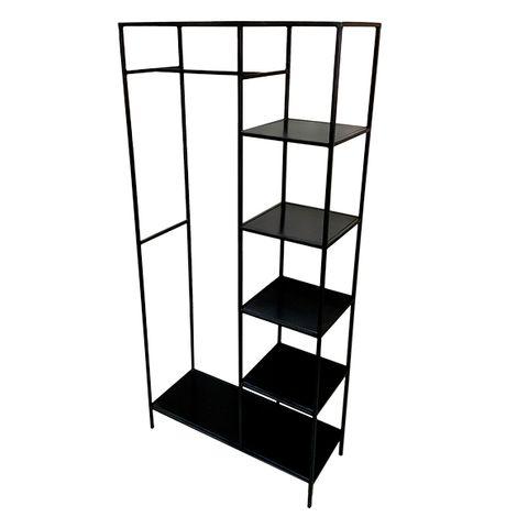 Open Shelf Wardrobe