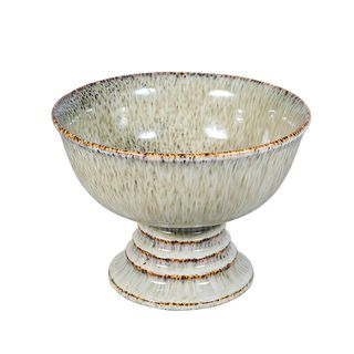 Paloma Bowl on Stand Tall