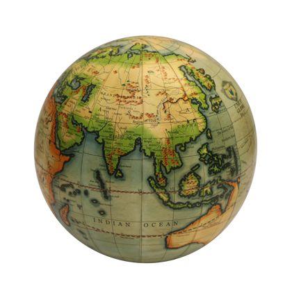 Globe Sea 12.5cm