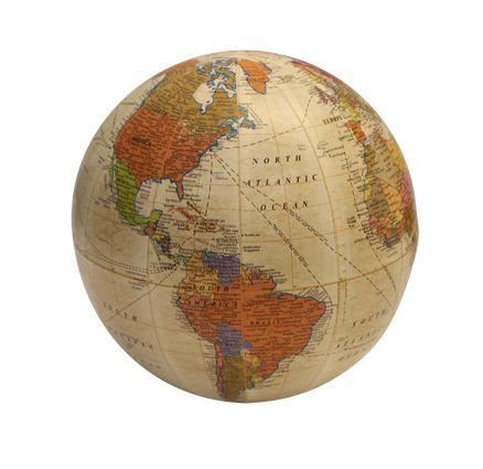 Globe Cream 12.5cm