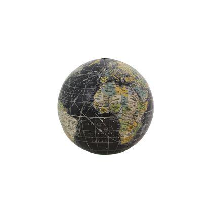 Globe Black 7.5cm