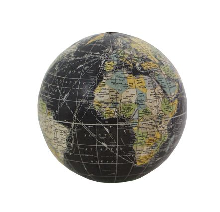 Globe Black 12.5cm