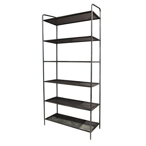Mesh Iron Shelf Large