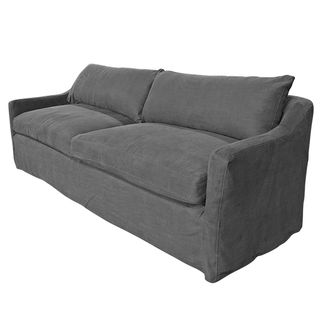 Dume Sofa Graphite Cotton Cover Only