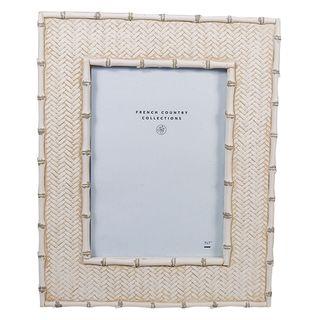 """Dermont White Wash Photo Frame 5x7"""""""