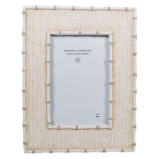 """Dermont White Wash Photo Frame 4x6"""""""