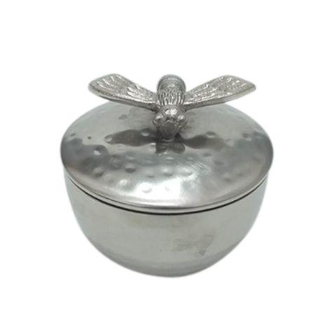 Bee Metal Trinket Box