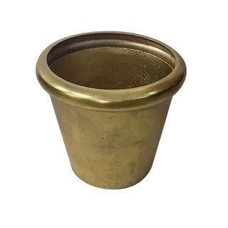 Gold Planter Urn Large