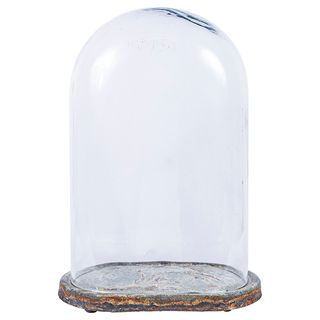 Dome on Oval Base