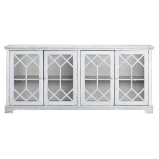 Norah Display Sideboard White