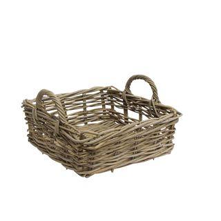 Grove Square Storage Basket Small