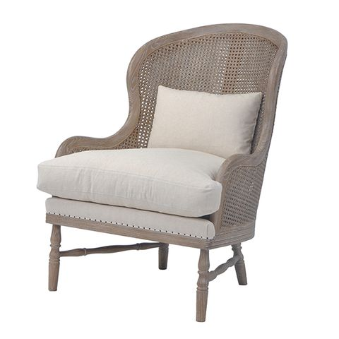 Halle Rattan Occasional Chair