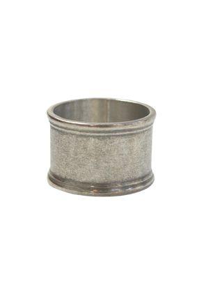 Single Round Pewter Napkin Ring 3cmHx4.5cmDia