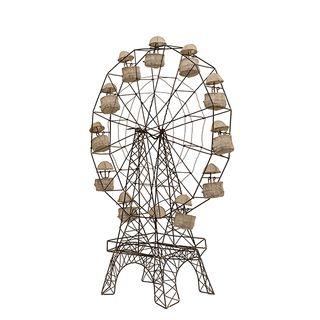 Large Metal Ferris Wheel