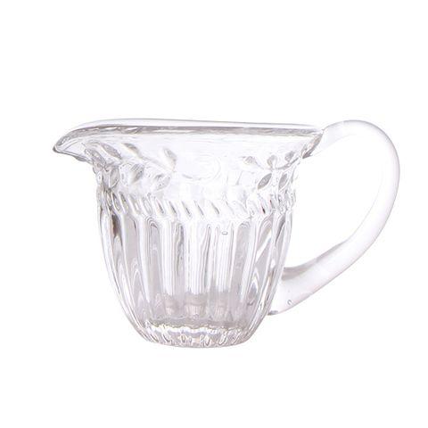 Filigree Small Glass Jug