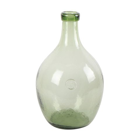 Bottle Vase Green Large