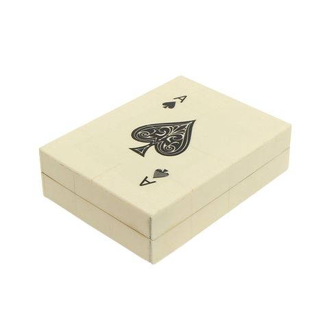 Clyde Ace Spades Card Box