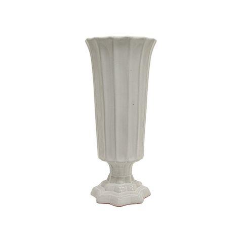 Stella Ribbed Vase Medium