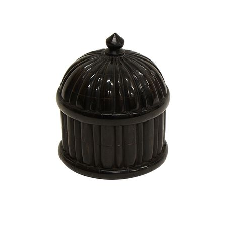 Cleo Fluted Trinket Box