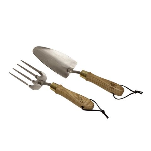 Fork and Trowel Garden Tool Set