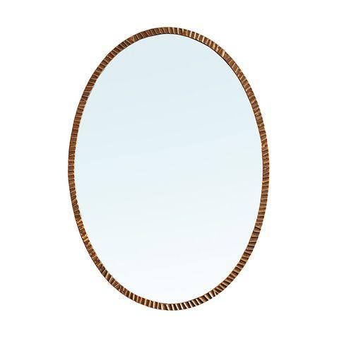 Lamont Oval Mirror
