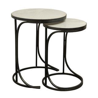 Set 2 Palo Nesting Tables