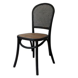 Drew Black Chair