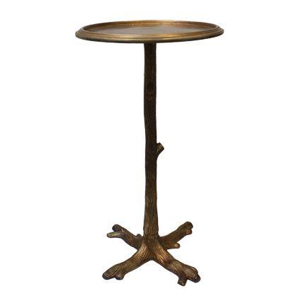 Tree Table Bronze