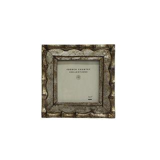 """Aria Ridge Antique Silver Photo Frame 3x3"""""""