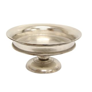 Grande Silver Bowl on Base