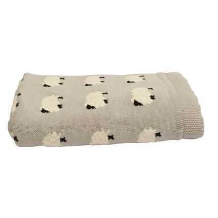 Counting Sheep Throw
