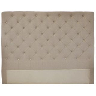 Button Bed Head Natural Linen King