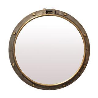 Port Hole Mirror
