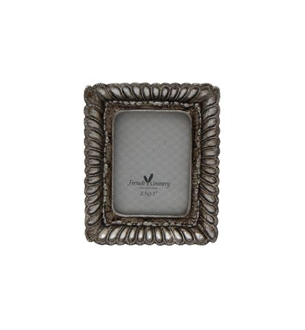 """Fanned Rectangle Photo Frame 2.5x3.5"""""""