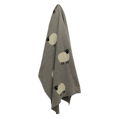Petite  Sheep Blanket