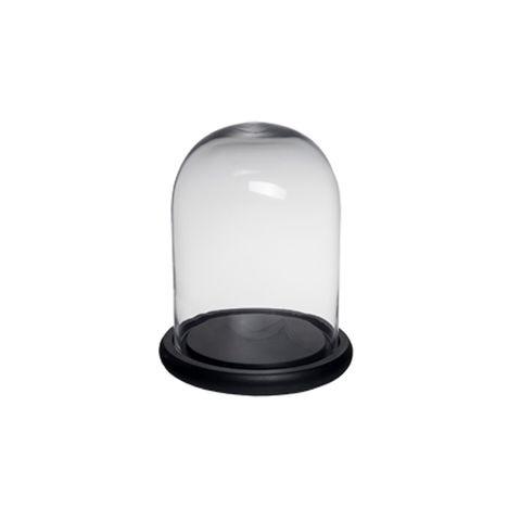 Small Dome Black Base