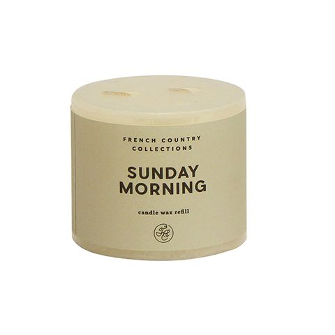 Sunday Morning Candle Wax Refill