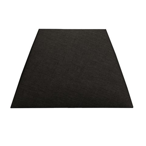 Square Large Shade Black